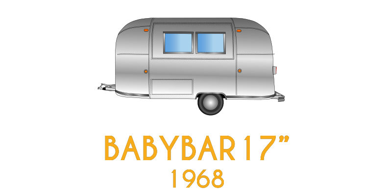 BabyBar: Airstream Caravel
