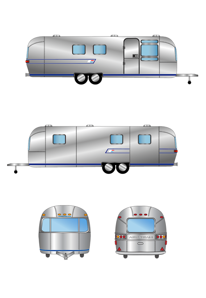 Gullwing: Airstream Yacht Sovereign
